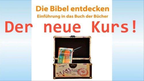 Bibel entdecken