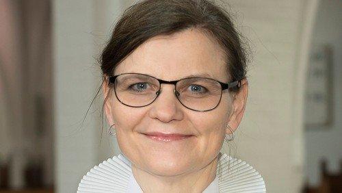 Velkommen til sognepræst Inger Solveig Nissen
