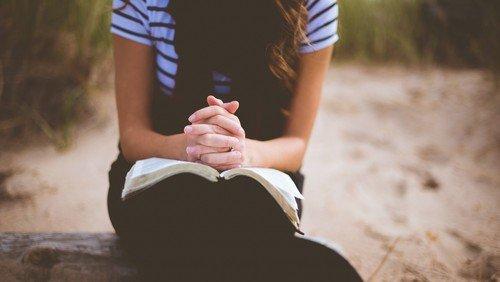 Onlinegudstjeneste, 5. s. e. påske,  Johs. 17,1-11