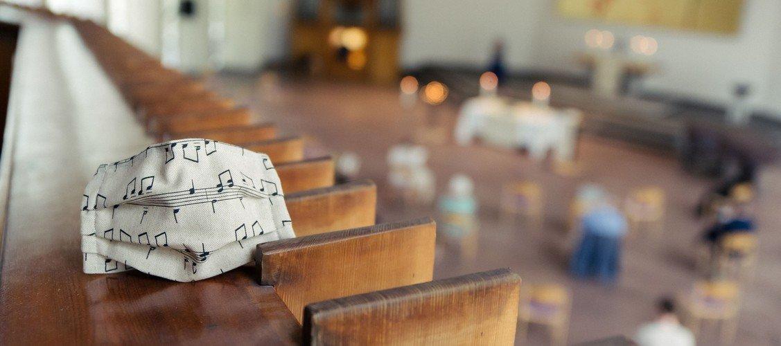 Die Landeskirche informiert zum Umgang mit SARS-Cov-2