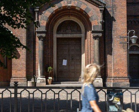 Velkommen i Sct. Matthæus Kirke