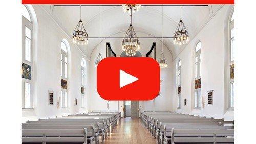 Videogudstjeneste fra Frederiksberg Provsti - 5. søndag efter Påske