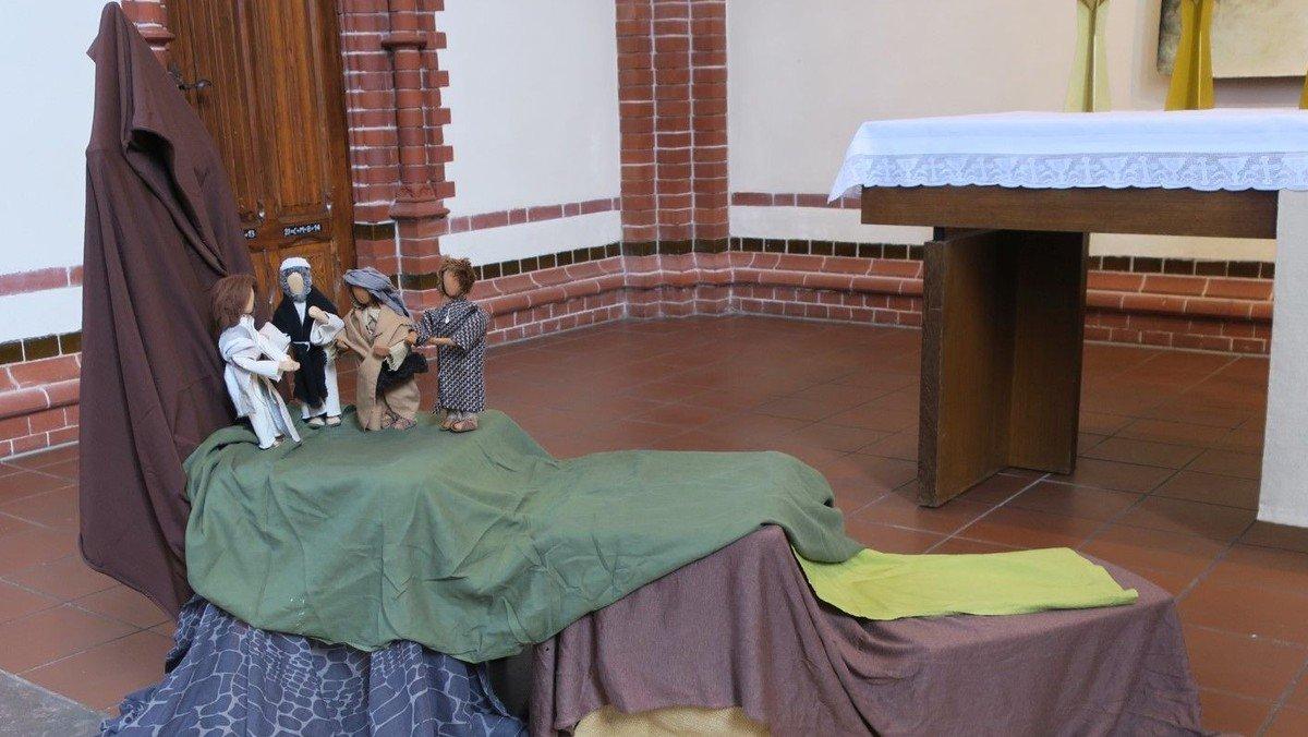 Juhu, schau zu - und drin bist Du! Unser vierter Kindergottesdienst im Video mit Gebärden.