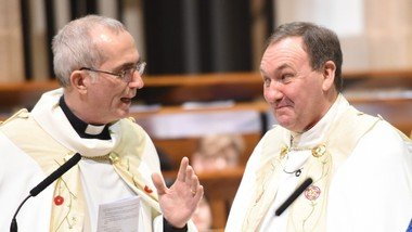 Sunday service for 17 May 2020 with the Ven. Mark Ireland and the Ven. David Picken