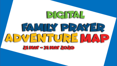 Digital Prayer Adventure Map for Thy Kingdom Come 2020