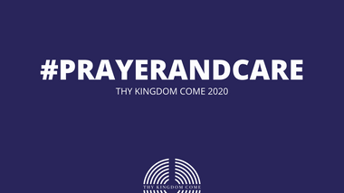Complete a Prayer Journal for Thy Kingdom Come 2020