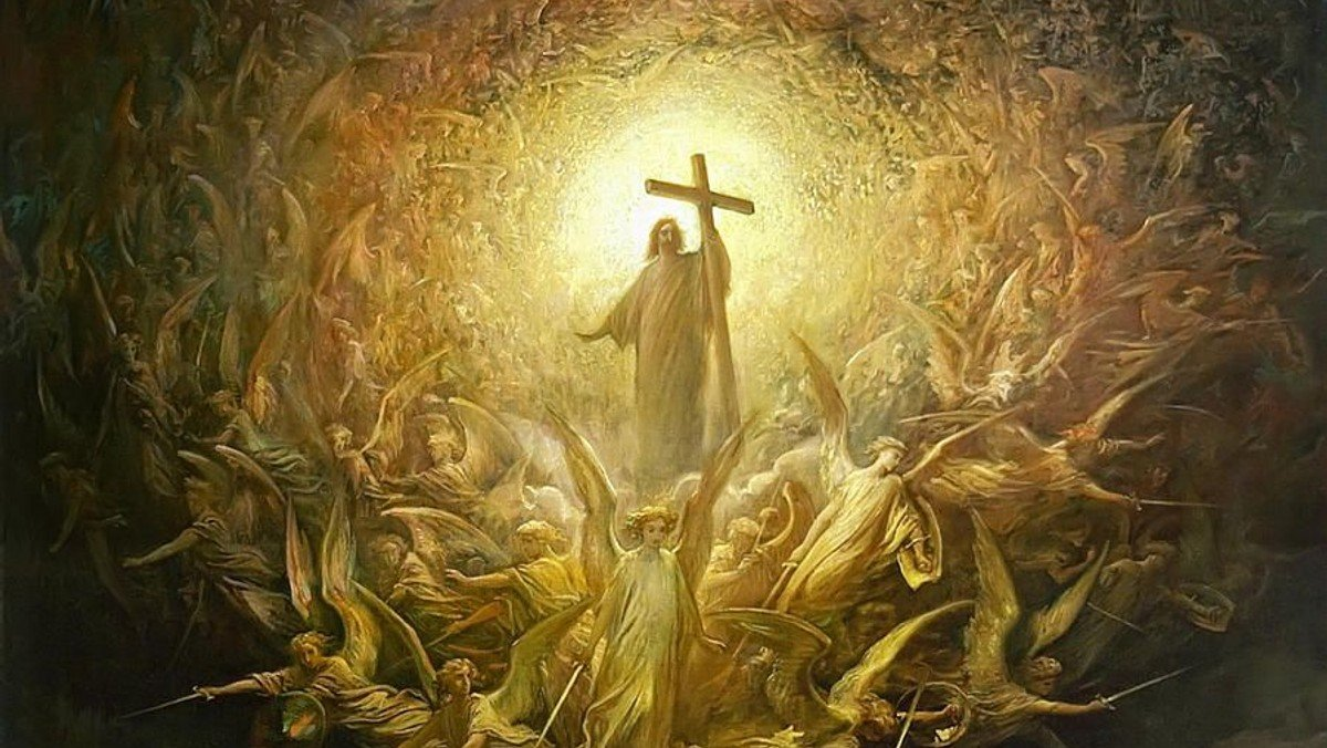 The Ascension of the Lord - now available for viewing