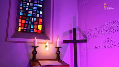 Exaudi - Digitaler Gottesdienst aus der Bielertkirche ab 10 Uhr
