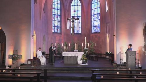 Ökumenischer Gottesdienst aus St. Remigius - ab 10 Uhr hier