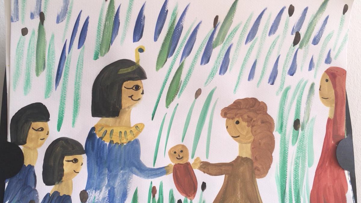 Video-Kindergottesdienst Teil 2: Immer auf Gott zu vertrauen