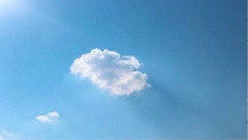 »Weißt du, wo der Himmel ist«