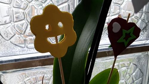Blumenstecker – Ideen für Zuhause