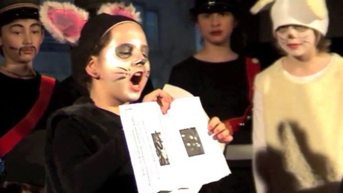 """""""TIKK - Theater in der Kirche mit Kindern"""" - ein neues Angebot für Kinder in Friedenau"""