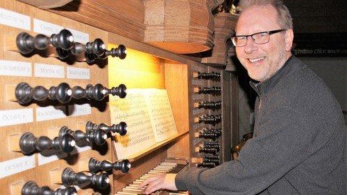 Orgel: Neuer D-Kurs