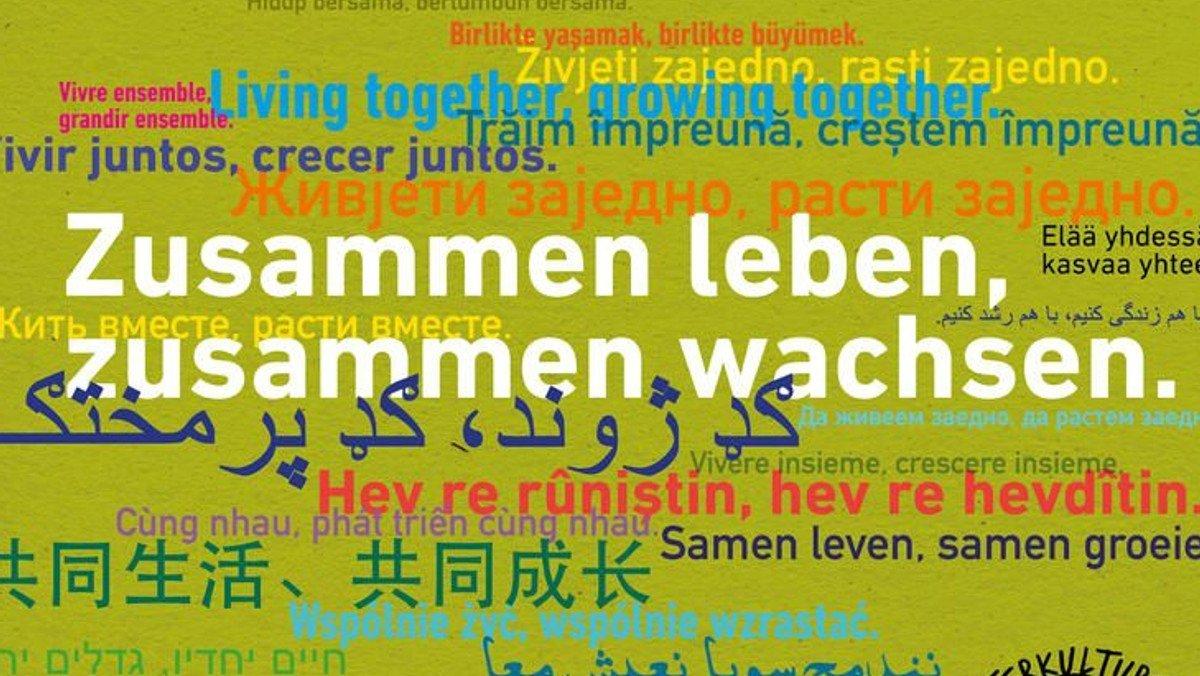 Herzlichen Glückwunsch an den Interkulturellen Familienverbund