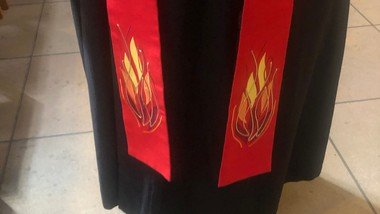 Pentecost and Communion Service for Sunday 31 May 2020