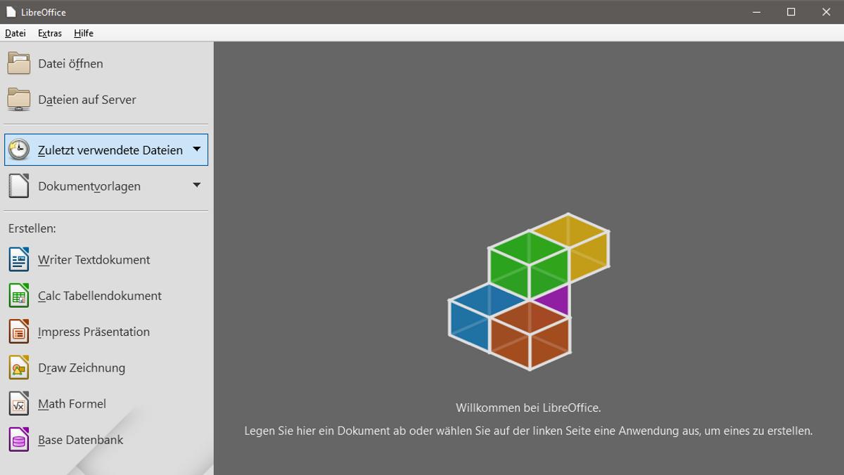Einführung in LibreOffice - Online-Fortbildung am 26. Juni, 18:00-20:00 Uhr