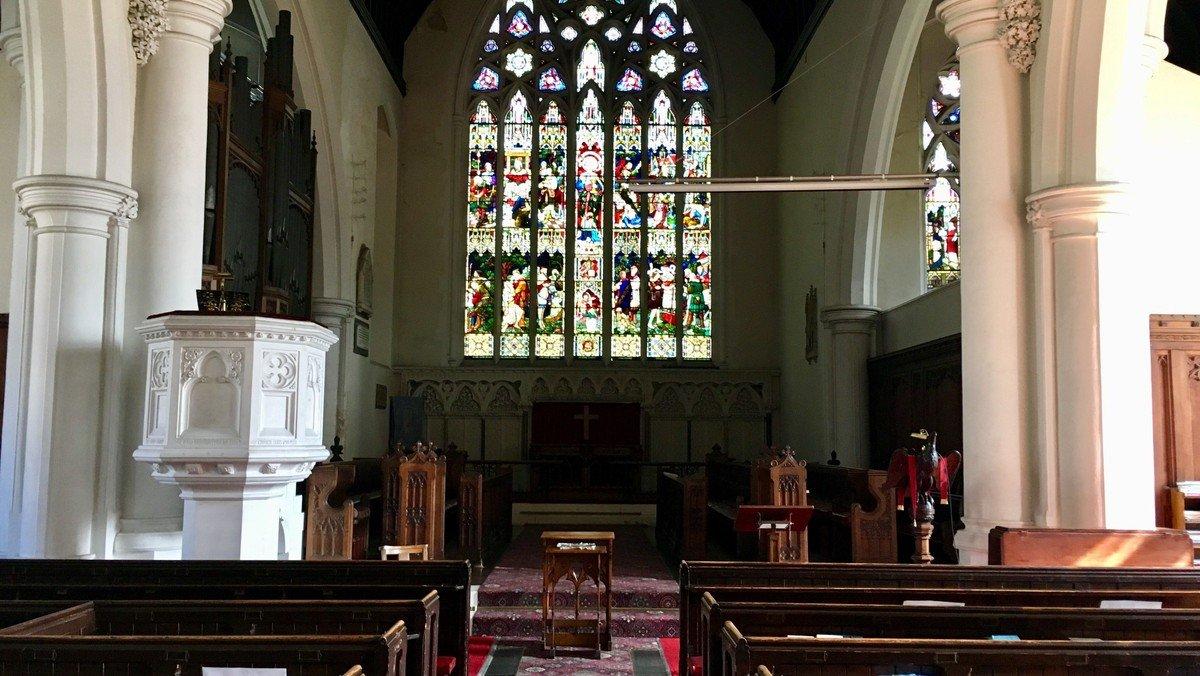 Trinity Sunday, 7th June 2020