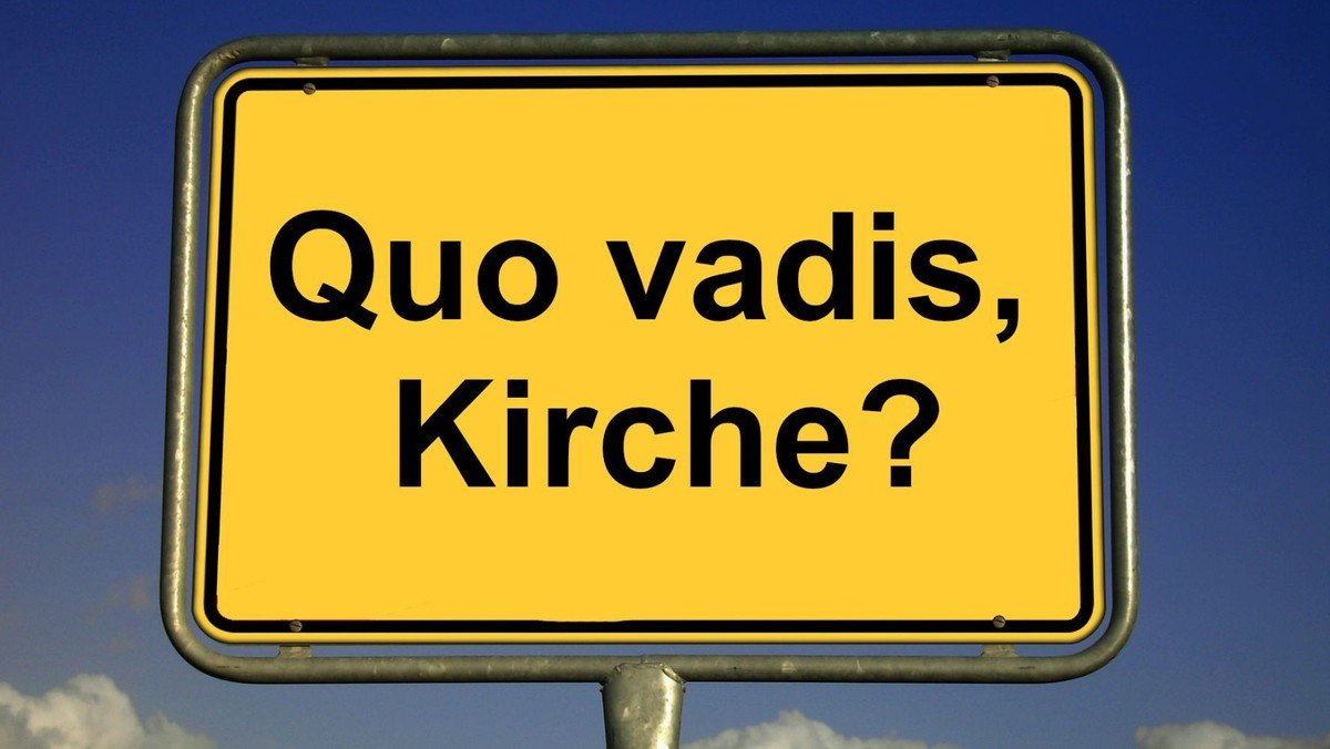 Quo vadis, Kirche? - Online-Stammtisch zu Zukunftsfragen unserer Gemeinden am 27.6., 10:30 bis 12:00 Uhr