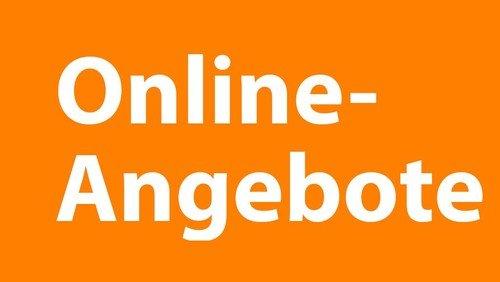 Neue Online-Angebote für Erwachsene - jetzt anmelden!