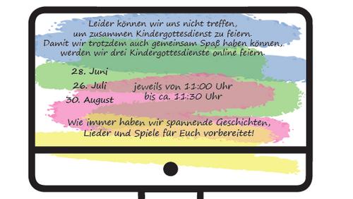 Kindergottesdienst Online