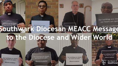 Black Lives Matter  - Message from the Diocese