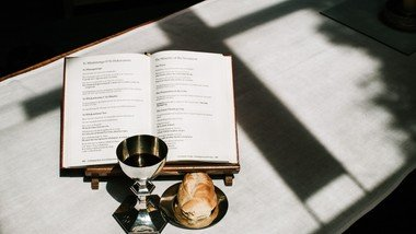 Trinity Sunday Holy Communion service according to the Book of Common Prayer