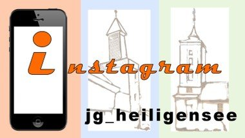 JG auf instagram