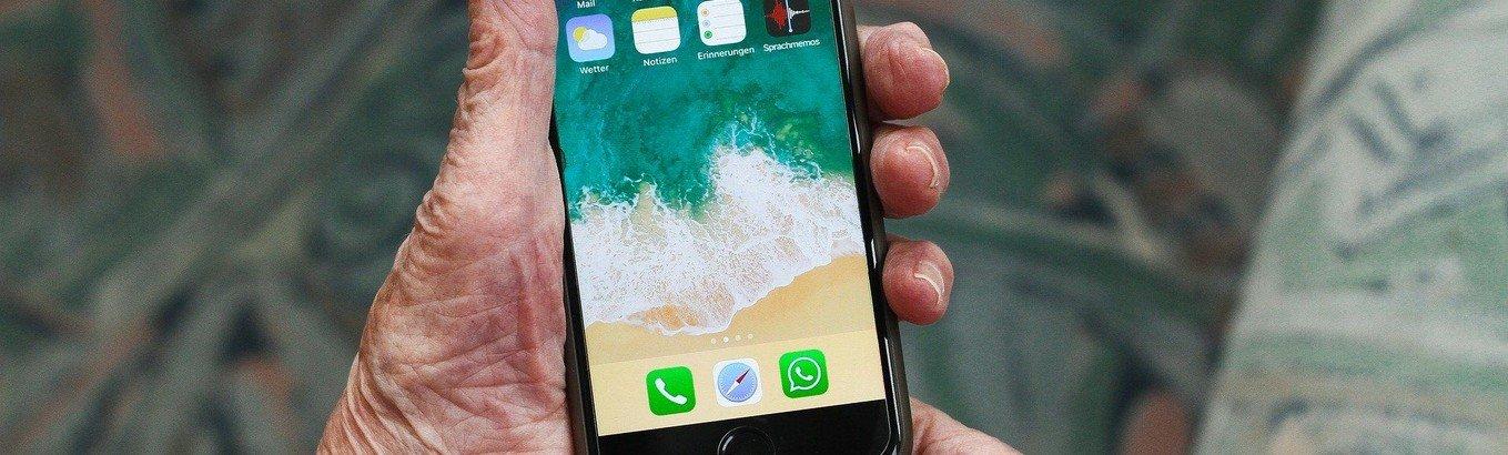 Analoger Smartphone Grundkurs 60+ startet demnächst!