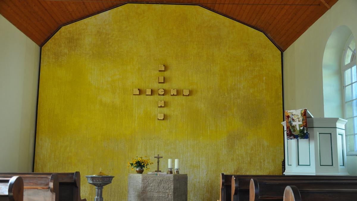 Honigkirche und Kuchenparadies