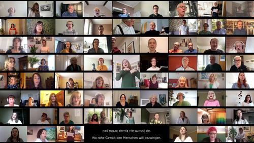 Video Chorprojekt des Deutsch-Polnischen Chores Spotkanie