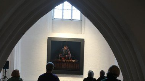 Odense Domkirke åbner kirken mere op for besøgende
