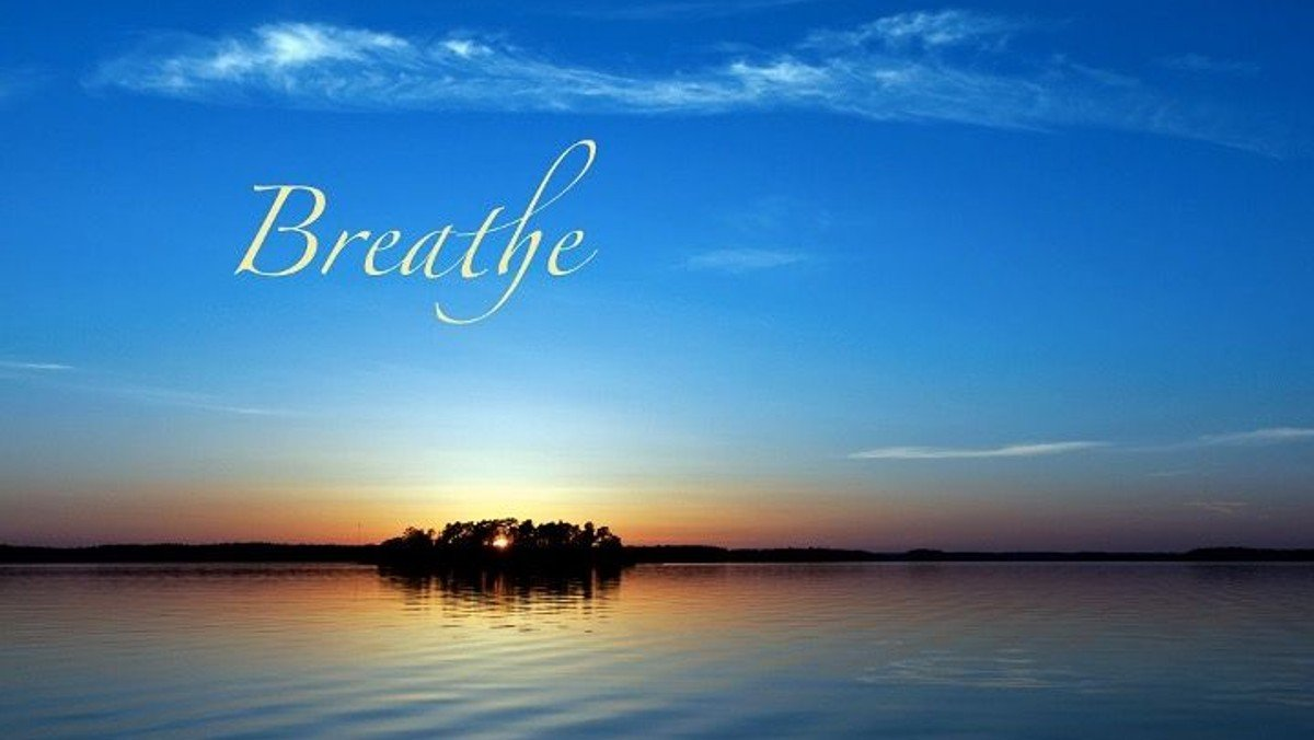 Need some breathing space?