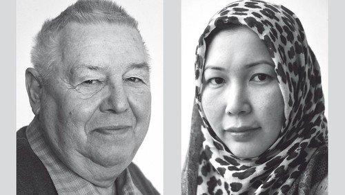 """World Refugee Day"" -    Portraits. Texte. Lebenswege"