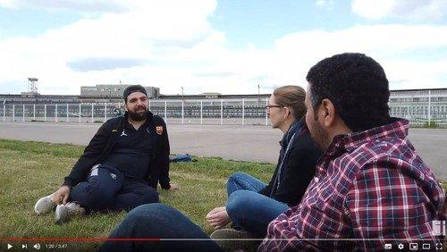 #Gemeinsam solidarisch - Zur Situation geflüchteter Menschen 2015 - 2020