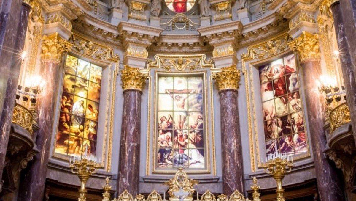 Berliner Dom öffnet wieder für Gottesdienstbesuche und Besichtigungen