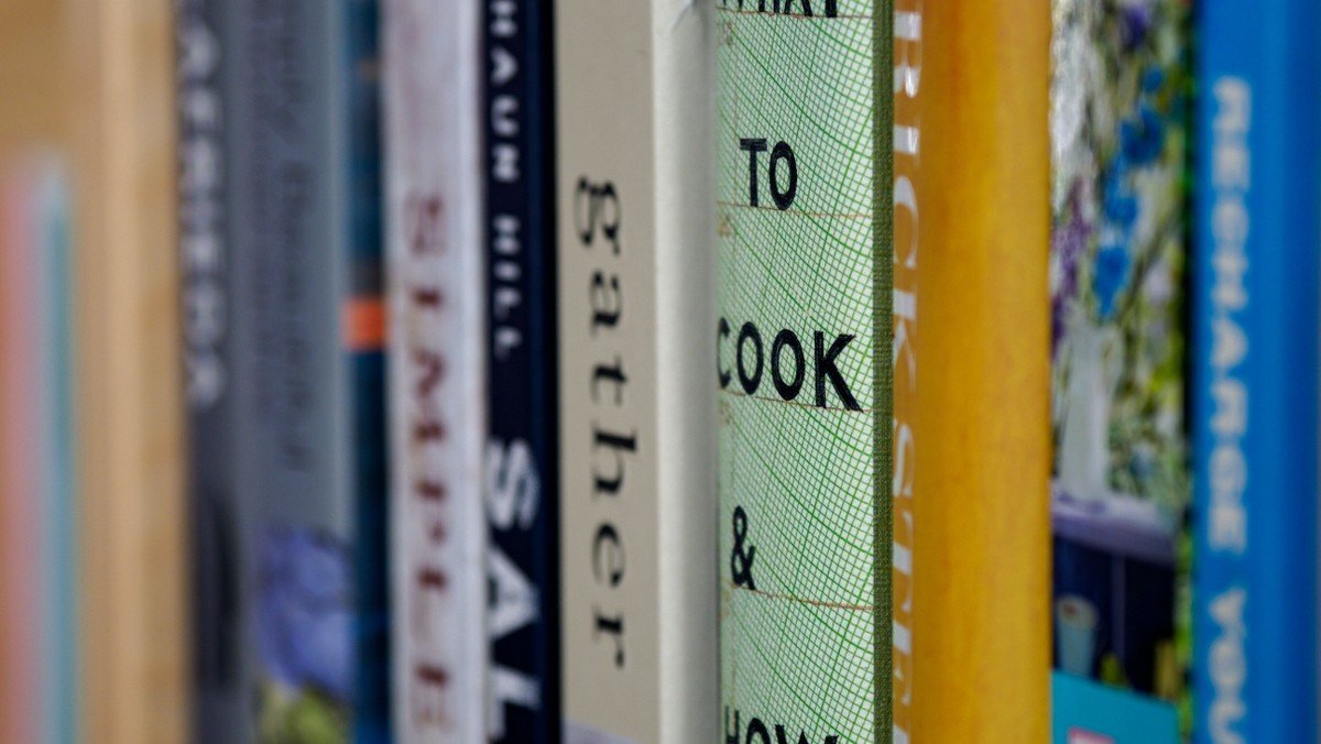 Still Time to Add to St. Columba's Cookbook!