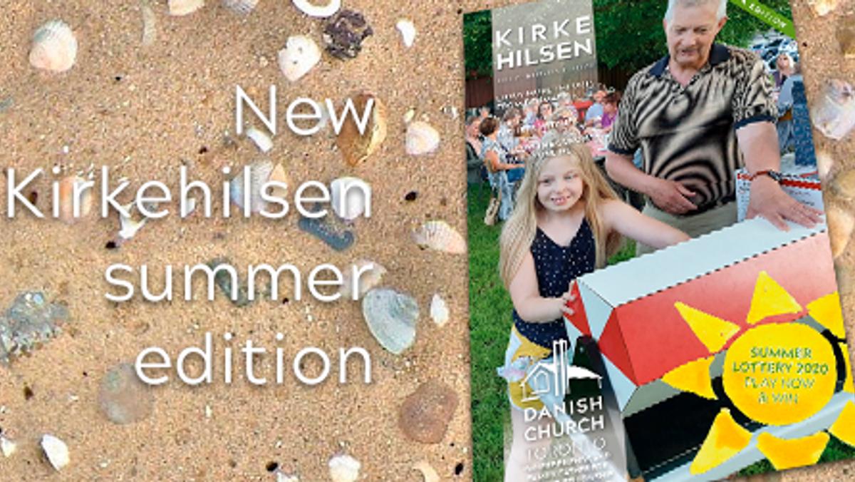 Kirkehilsen - July-August