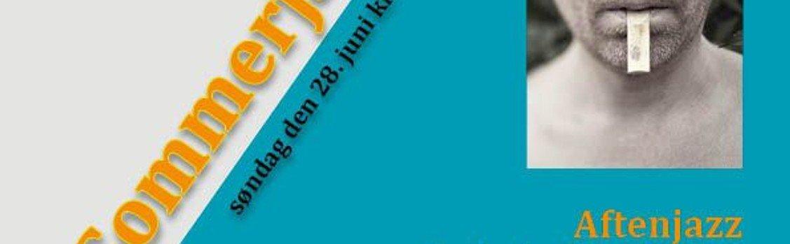Aftenjazz i Sundkirken tirsdag den 3. juni kl. 17.30
