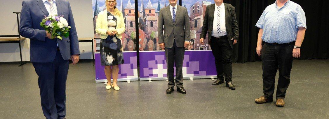 Thomas Kersten wird Superintendent in Rhauderfehn