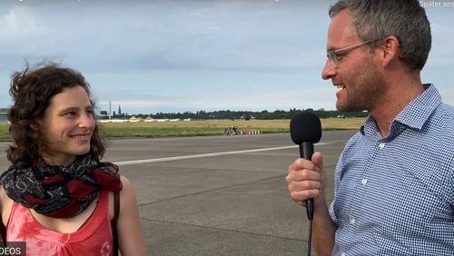 Sommersegen vom Tempelhofer Feld