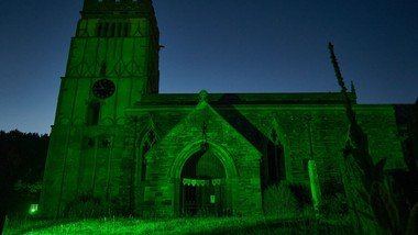 Church Goes Green in support of SJA