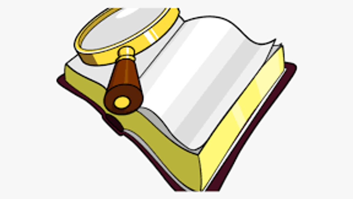 Bible scavenger hunt