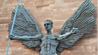 Angels and Demons - Sermon given by Canon Giles Goddard for Sunday 28th June