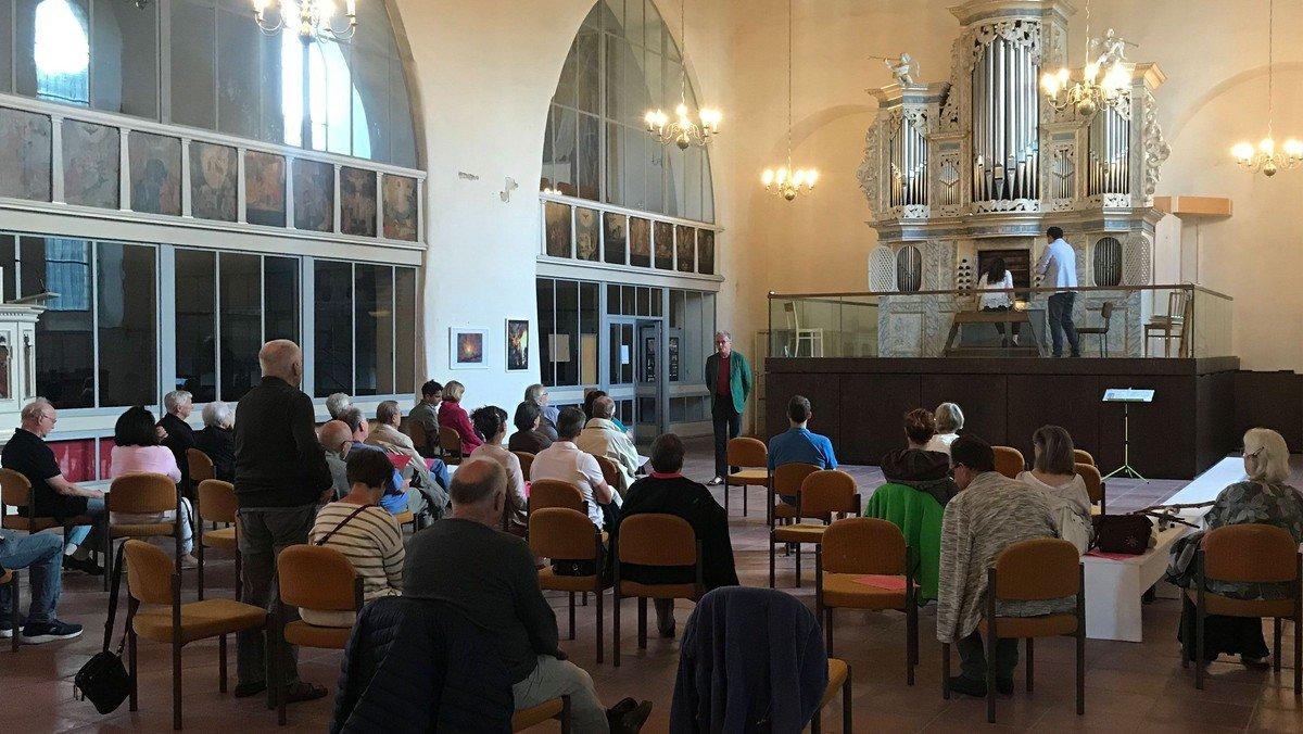 Orgelkonzert in der St. Marienkirche Bad Belzig