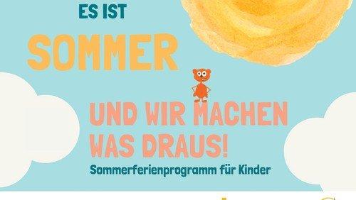 Sommerferienprogramm für Kinder