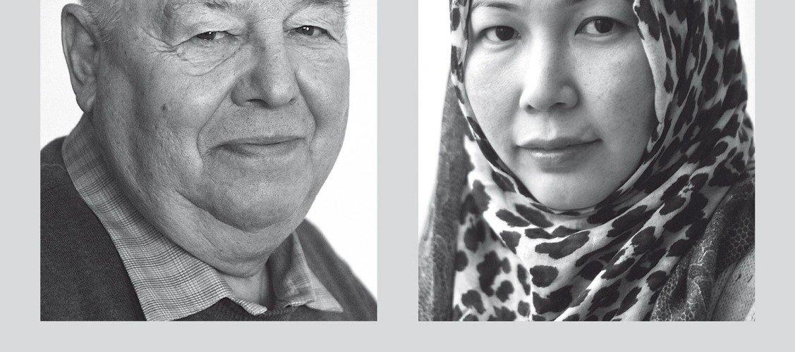 """Ausstellung zum """"World Refugee Day"""" -    Portraits. Texte. Lebenswege"""