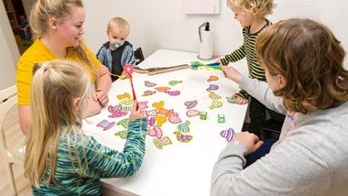 Tilbud fra Folkekirkens Familiestøtte Mariagerfjord -  efterår 2020