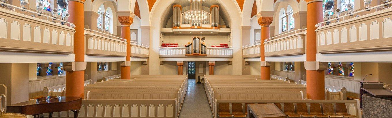 Vivo-Kulturkirche am See meldet sich zurück mit drei live-Konzerten
