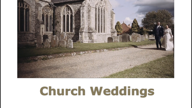 Aylsham Parish Church can reopen for weddings